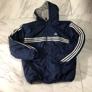 Vintage reversible Adidas jacket